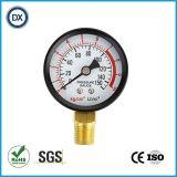 Gaz ou liquide de pression d'indicateur de la pression 004 normale