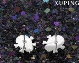 方法涼しい骨組クリスマスの整形ステンレス鋼の宝石類のイヤリング