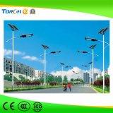 LEDの承認される太陽街灯30W 40W 50W LEDの街灯の値段表最上質のDlc ETL