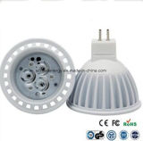 Ce ed indicatore luminoso dei Rhos MR16 3W LED