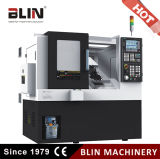 Bl-S25 / 30 / 40X Taiwán Tecnología de bancada inclinada CNC Torno