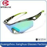 2016 Best Seller Flexible Frame Anti Glare Mountain Bike Óculos de sol New Style Glasses