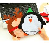 Colurful Adornos de Navidad muñeco de nieve