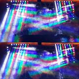 Bewegliche Hauptstab-Stadiums-Lichter träger DJ-LED 8X10W