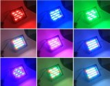 Color estupendo del brillo del poder más elevado al aire libre que cambia la luz de inundación al aire libre del LED