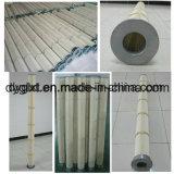 2 tester di impulso dell'intrecciatura di cartuccia di lunghezza di filtro dell'aria per il collettore di polveri