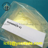 Polvere giallo-chiaro Andarine orale Gtx-007 S4 Andarine degli ormoni steroidi per Bodybuilding