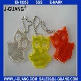 يستعصي عاكس شامات بلاستيكيّة مع [كشين] أو كرة سلسلة ([جغ-ت-30])