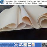 먼지 여과를 위한 산업 부속 공기 정화 장치 피복 또는 필터 직물