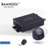 Véhicule initial du traqueur SMS GM/M GPRS du véhicule GPS de 100% Baanool 105b suivant le dispositif à télécommande avec SIM duel