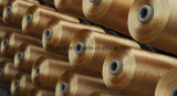 Producto caliente 150d / 2 del filamento viscoso brillante del rayón viscosa en blanco crudo