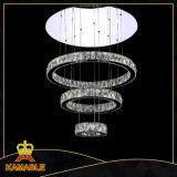 Leuchter-hängendes Licht der Vorhalle-Luxuxdekoration-LED (KA10025-D650)