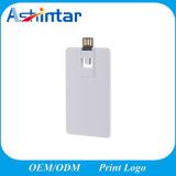 USB plástico Pendrive do telefone do cartão da vara da memória do USB