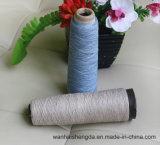 Filato di tela del lino puro di tela naturale della fibra 100% per tessere