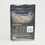 Qualitäts-flache Unterseiten-Fastfood- Beutel-Plastiktasche-Reißverschluss-Verschluss-Beutel-flache Unterseiten-Fastfood- Beutel