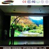 Écran polychrome d'intérieur de la location P3 HD DEL de l'étape Mbi5124