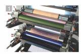 기계장치를 인쇄하는 최고 학생 노트북 인쇄 기계 아이들 두꺼운 표지의 책 책