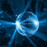 Spiegel-Kugel/Disco-Licht