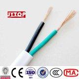 H03VV-F / H03VVH2-F Especificaciones de los cables de PVC de aislamiento del cable con la chaqueta