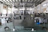 El doble automático de la etiqueta engomada echa a un lado la máquina de etiquetado rotatoria (16000PCS/h)