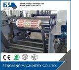 Rollo de papel de alta velocidad, máquina de impresión Flexo