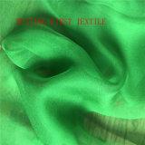 Tecido de chiffon de seda