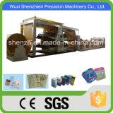 China fabricante Kraft bolsa de papel que hace la máquina para el cemento