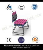 Hzpc169 die neuen obenliegenden Bogen-Fuss-Plastikstühle