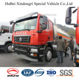 vrachtwagen van de Tanker van de Stookolie van Benzine 4 van 30cbm Sinotruk Sitrak de Euro Met de Dieselmotor van de Mens