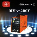 Saldatrice di MMA IGBT con Ce (MMA-200V/250V/315V)