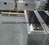 прямоугольник предохранительной плиты 2.5mm алюминиевый оборудует коробку