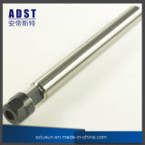 Tirada recta de la asta de la máquina del CNC del sostenedor de herramienta del CNC C12-Er08A-100