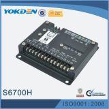 Controlador da velocidade do regulador de velocidade do gerador de S6700h