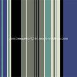 100%Polyestercool縞Pigment&Disperseは寝具セットのためのファブリックを印刷した