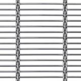 Rete metallica del tessuto di triplo dell'acciaio inossidabile