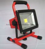 Открытый Кемпинг Портативный аккумулятор 30 Вт Светодиодный прожектор