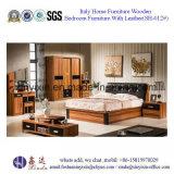 Het hete Meubilair van de Slaapkamer van het Hotel van de Luxe van het Bed van de Verkoop Houten (702A#)