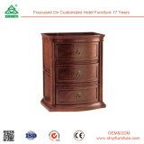 Gabinete de madeira da mobília do quarto