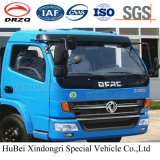 5cbm Dongfengのコンパクトな道掃除人のトラックのユーロ5