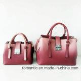 Signora d'avanguardia calda Gradient Color PU Handbags (NMDK-060203) del progettista