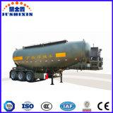 3 Semi Aanhangwagen van de Tank van het Cement van de as 45m3 de Bulk met de Compressor van de Lucht