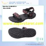 Ultimi sandali degli uomini di EVA delle calzature di stile con la tomaia del tessuto del ciclo & dell'amo