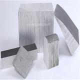 Jaune en acier Chromated (HR333) de filtre de panneau de ventilation
