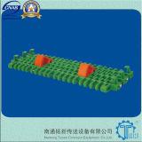Correia transportadora modular plástica do raio (IS615)