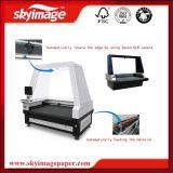 cortadora auto del laser de 1800X1200m m con la sola pista para la tela/el cuero