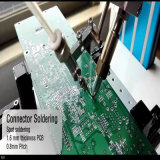PCBおよびLEDのデスクトップの自動はんだ付けする錫機械