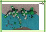 옥외 운동장 Kaiqi 큰 중간 고품질 아이들의 운동장 장비, 많은 색깔 (KQ60064A)에서 유효한 정글 유형 옥외 운동장