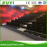 Plataforma telescópica blanda Retractable Bleacher Seating Solution Jy-768f