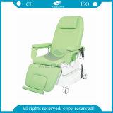Preço elétrico aprovado Ce&ISO da cadeira da doação de sangue do motor de Linak do uso de AG-Xd206b