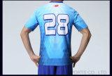 Venda 2017 quente uniforme da camisola do futebol do OEM para o jogo do futebol dos homens